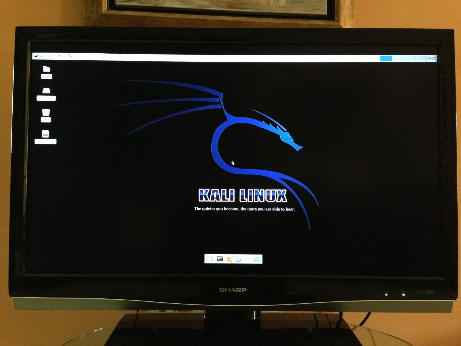 Raspberry pi 4 kali linux download