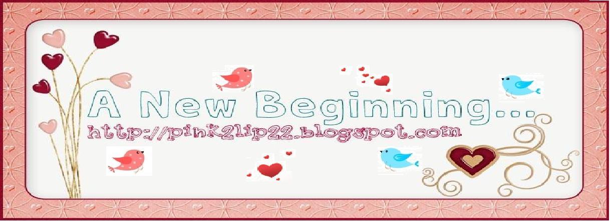 A New Beginning...