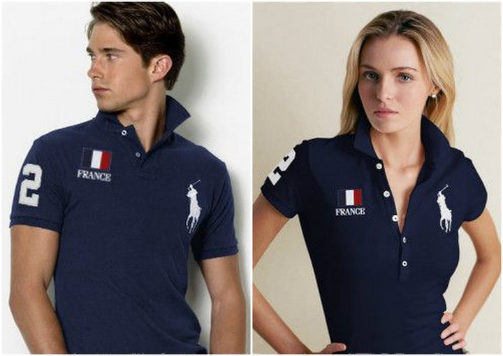 Mohd fahmy polo ralph lauren couple shirt grade aaa for Couple polo shirts online