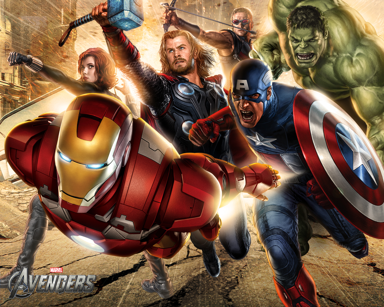 Marvel The Avengers: Best Superhero Movie!!!