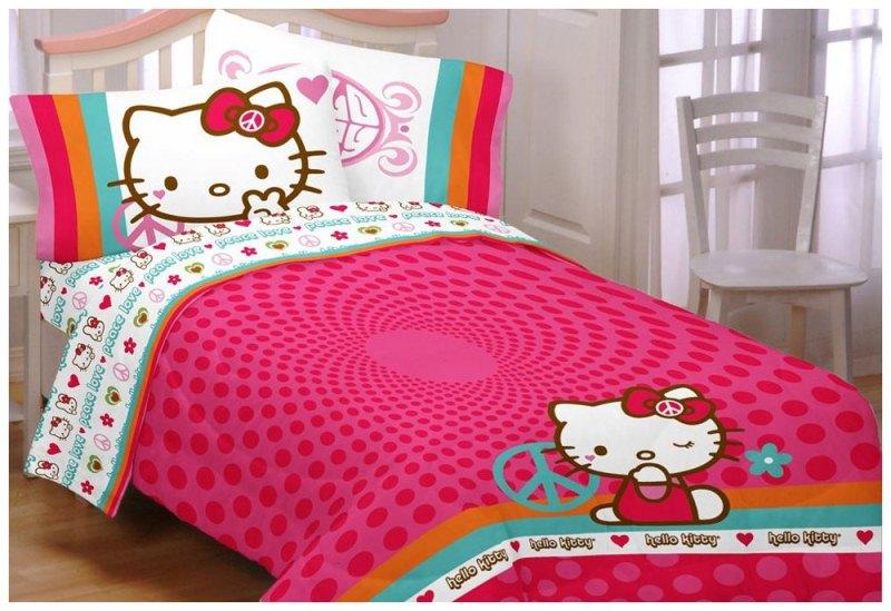 desain kamar tidur hello kitty minimalis desain gambar