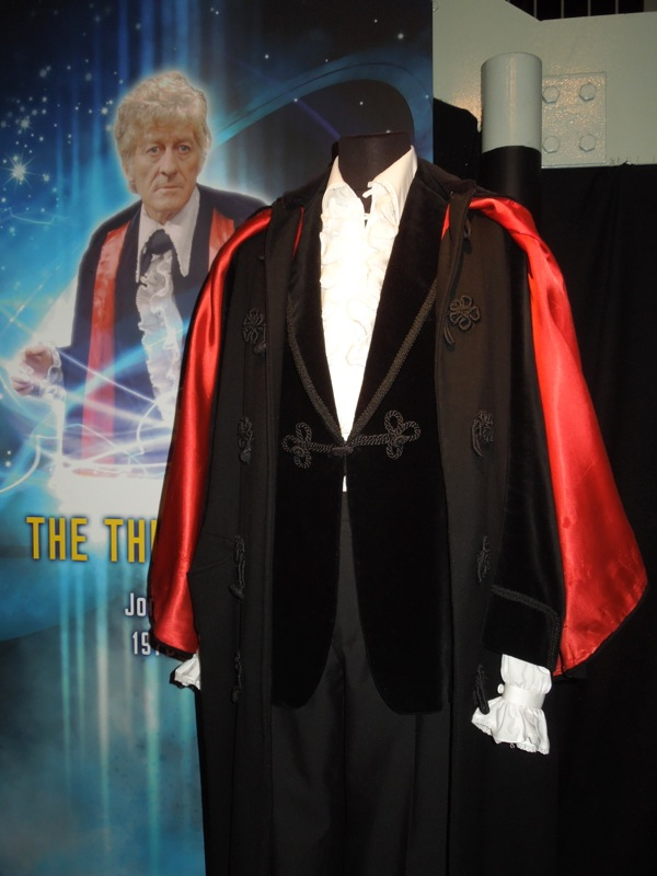 Original Jon Pertwee Third Doctor Who costume
