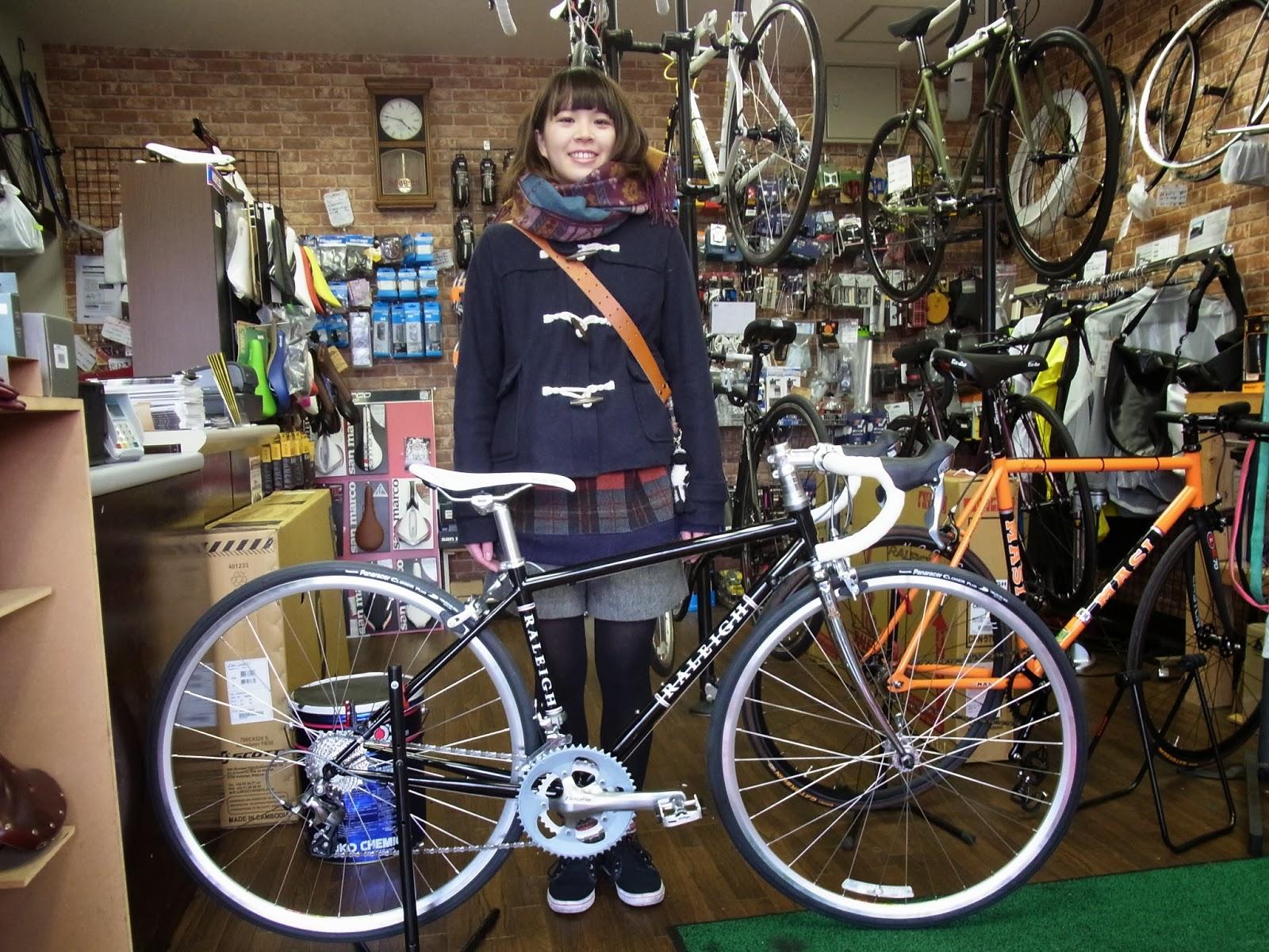 自転車の ラレー 自転車 ミニベロ : CYCLE GARAGE KCS: 納車スナップ ...