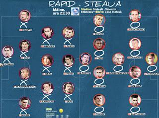 rapid steaua live online 29 aprilie 2012