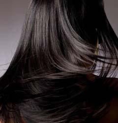 cara alami rambut hitam