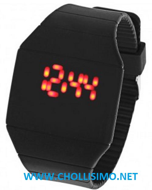 CHOLLO Reloj De Diseño 0,73€