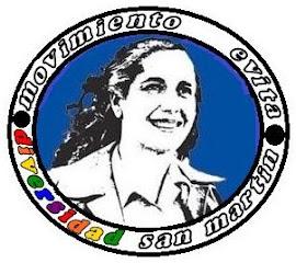 Movimiento Evita San Martín - Frente de DIversidad