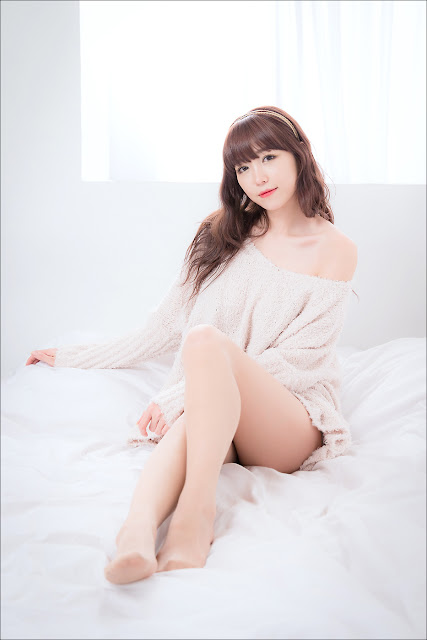 Lee Eun Hye Korean Model