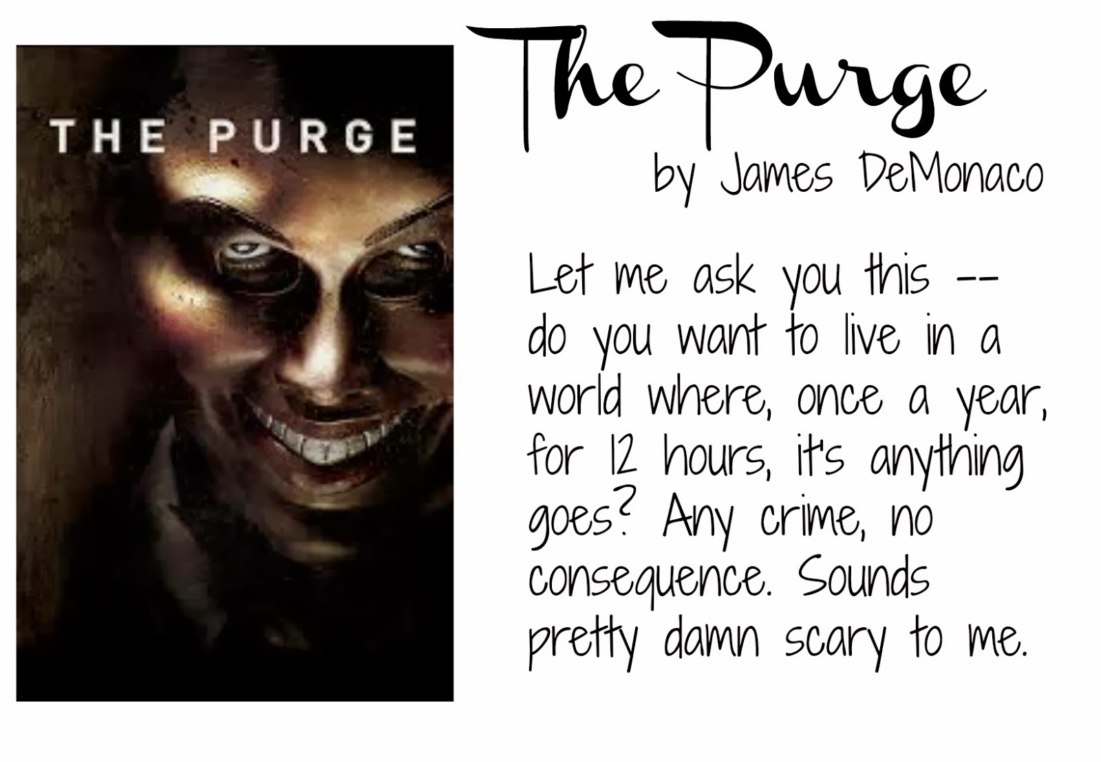 Quotes From The Purge Quotes From The Purge Unique Quotes From The Purge Alexdapiata