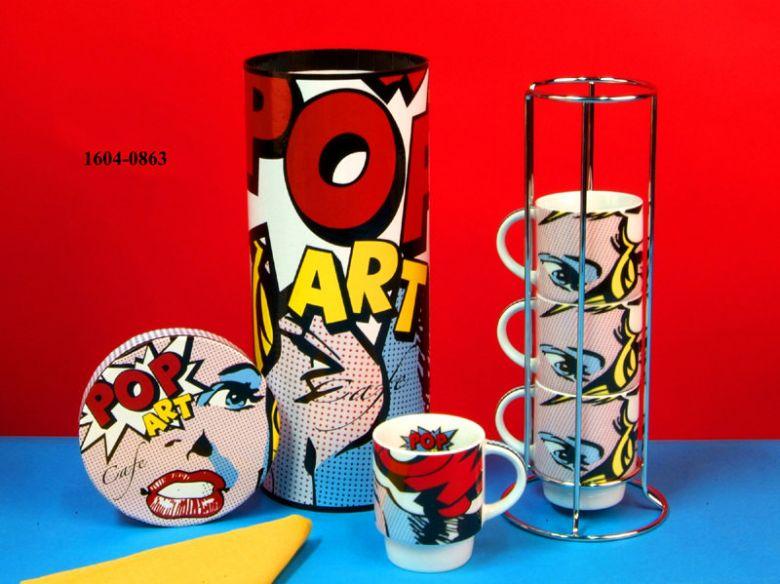 Artes visuales 5 b sico la merced objetos de dise o - Decoracion pop art ...