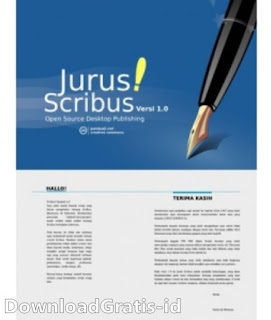 Tutorial Menggunakan Scribus