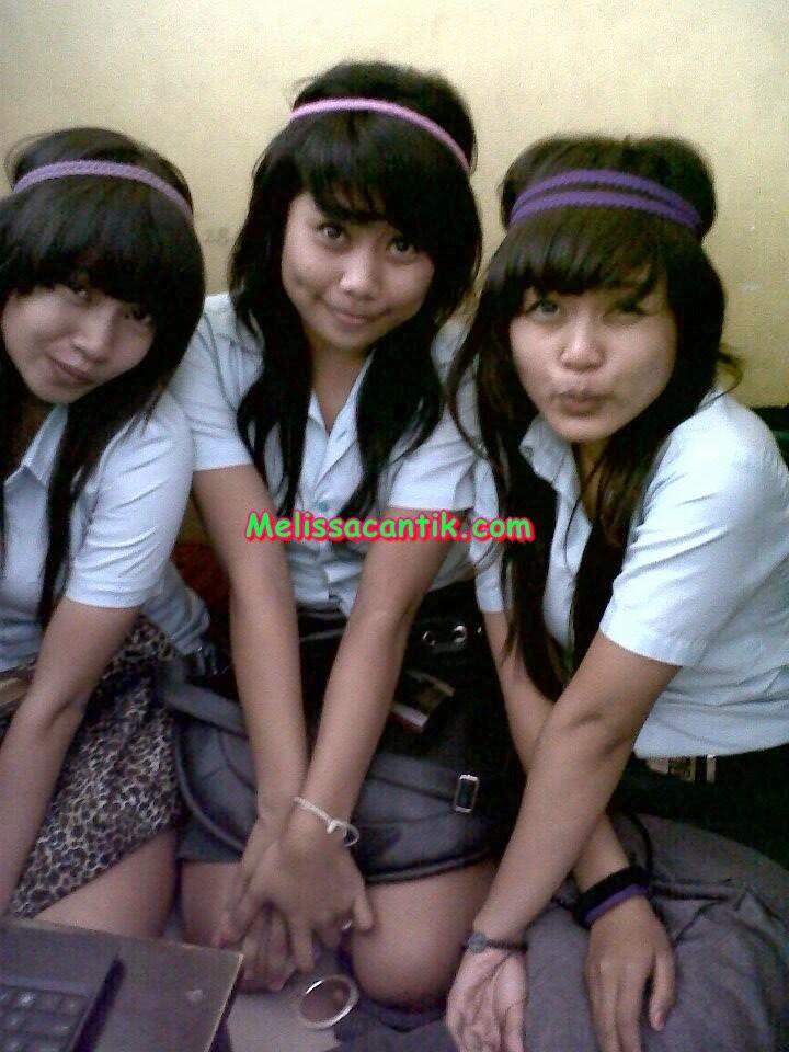 Melissa: Siswi SMA Nakal Pake Seragam Sekolah Seksi (HoT)