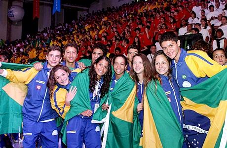 Ano de 2012: Jogos Sulamericanos Escolares são sediados com êxito em Natal