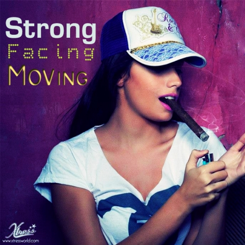 Strong Facing Moving