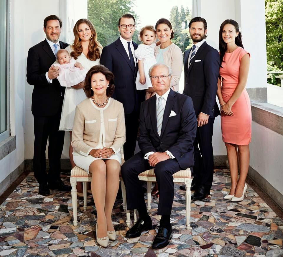 Шведская семья фото 13 фотография