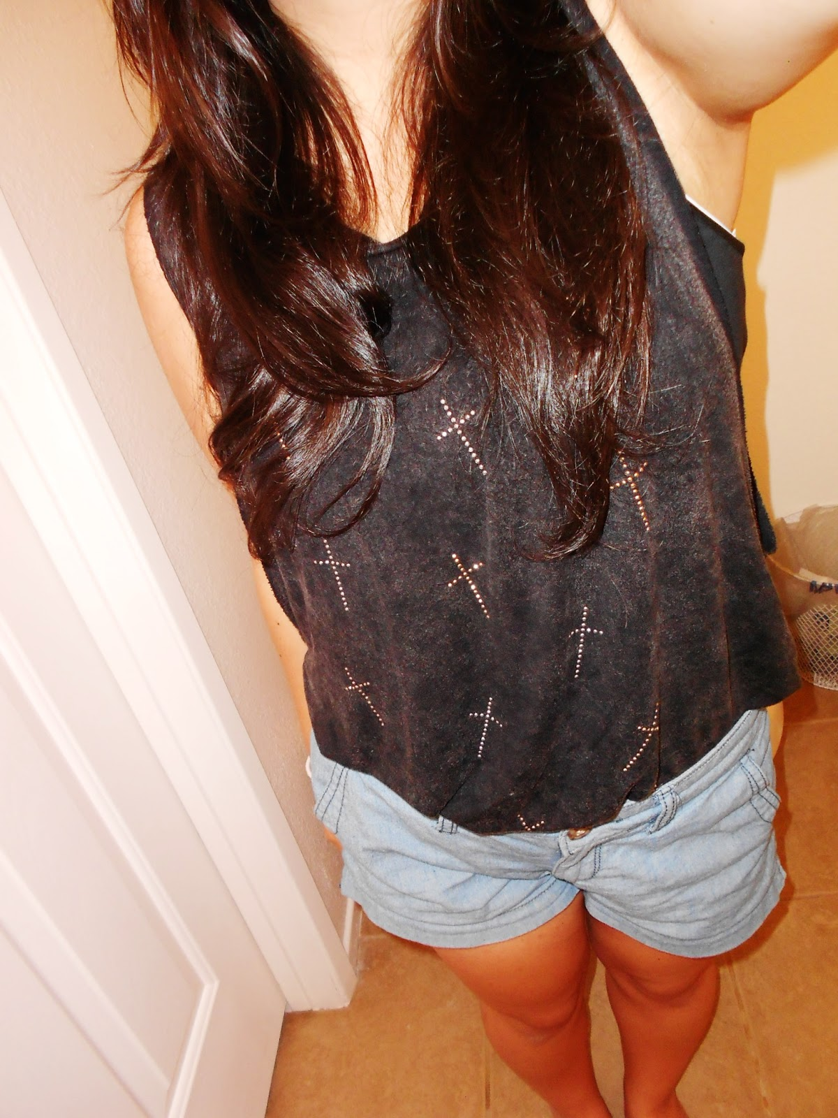 Eleanor calder straight hair