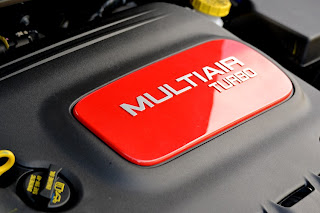 2013 Dodge Dart SXT MultiAir Turbo Engine