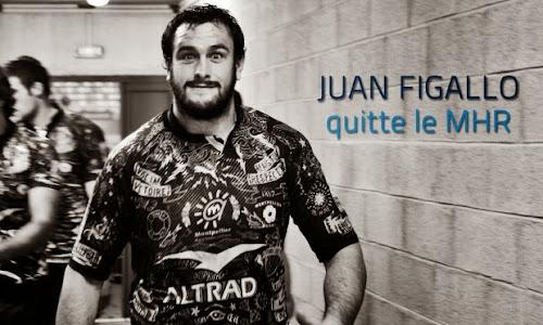 Juan Figallo a Saracens