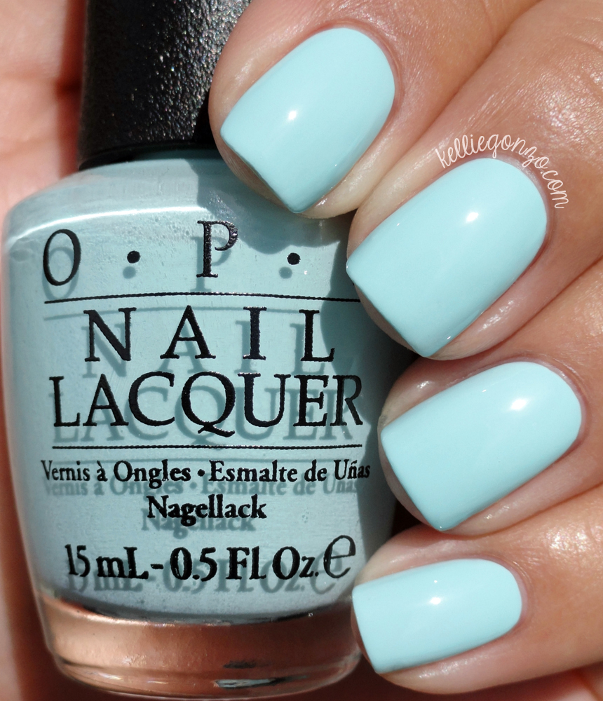 Best Nail Polish Colors For Medium Skin: KellieGonzo: OPI Fall 2015 Venice Collection Swatches & Review