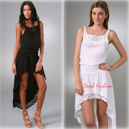 Busana Asimetris Fashion Terbaru 2012