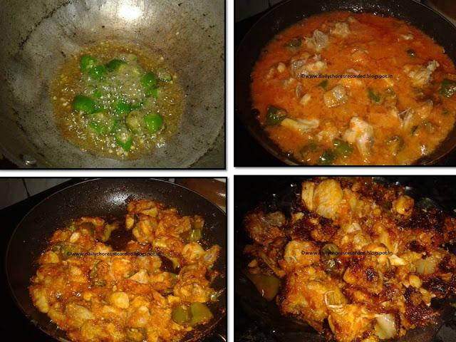 Kashmiri Chicken