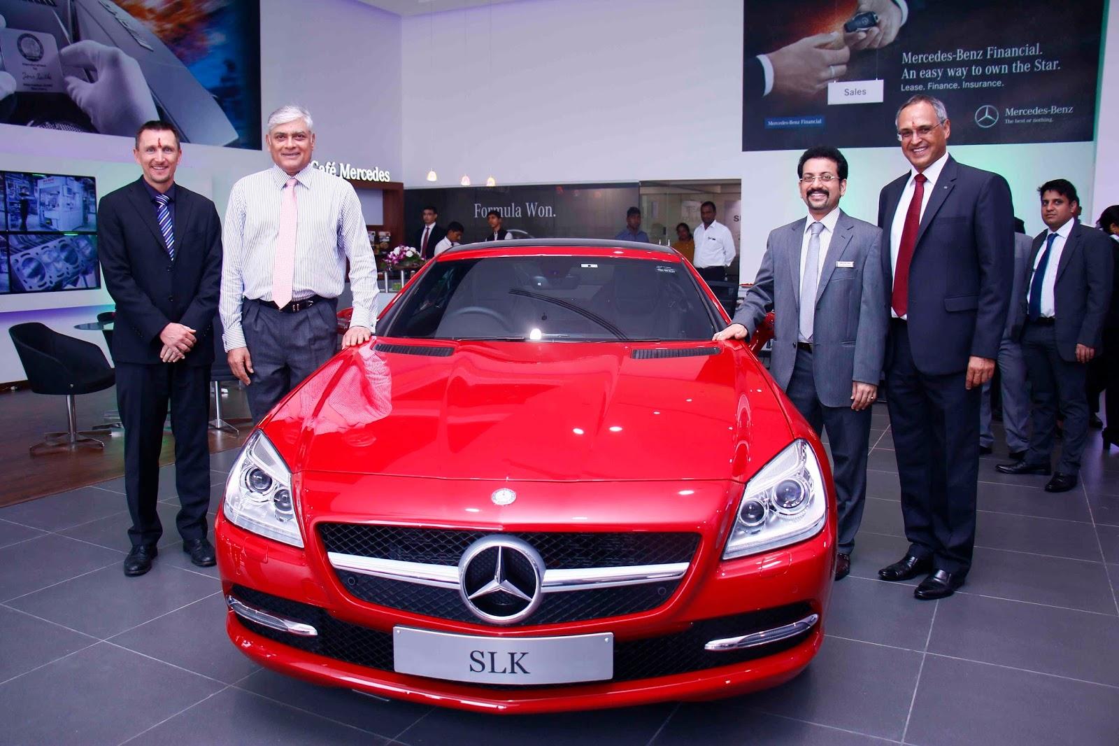 soulsteer: mercedes-benz india opens 4,500 sq. ft. dealership