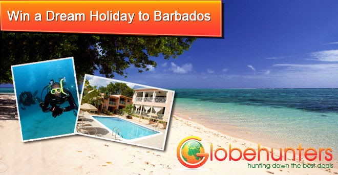 win a holiday in barbados
