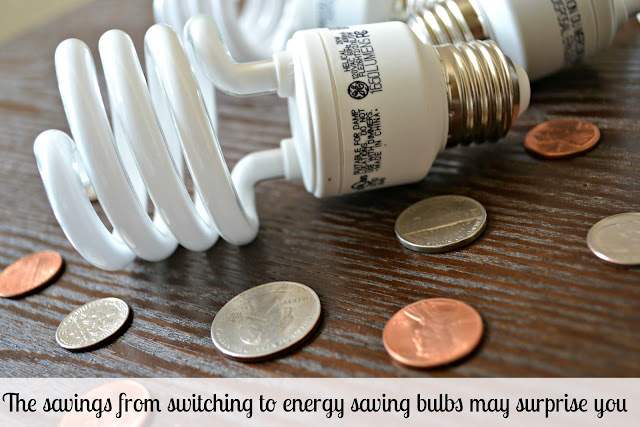 GE Energy Smart Light Bulbs from Walmart #GELightingCFK, Energy Saving Light Bulbs