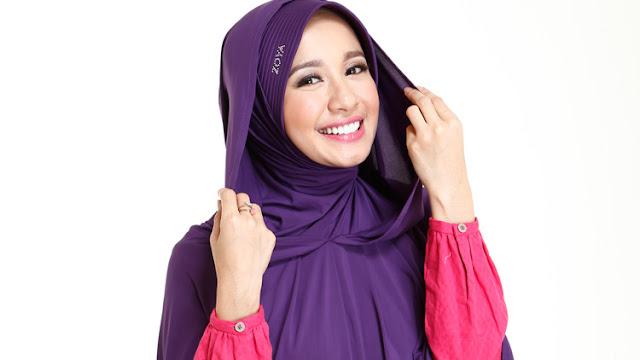 Laudya C Bella Berjanji Main Film Menggunakan Jilbab