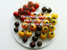 SORTEO FOODTRAVELANDWINE