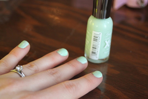 How to Do a Manicure at Home – by Rouge&Whimsy