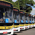 Outros 66 novos ônibus começam a circular no DF neste sábado