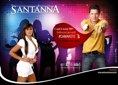 Santanna - Camarote Part. Guilherme e Santiago