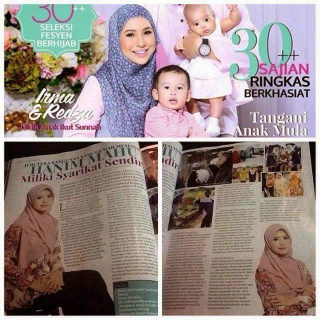 Majalah Seri Dewi & Keluarga Nov'14