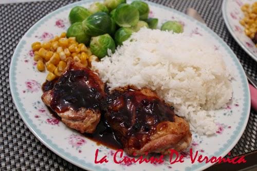 La Cuisine De Veronica 黑椒雞扒飯