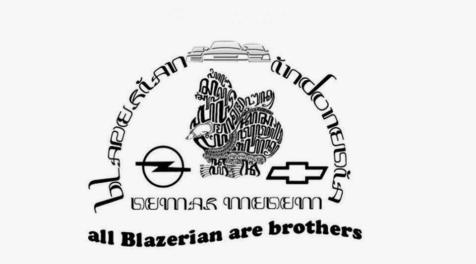 chapter blazerian indonesia dan logo indoblazercom