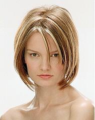 Short Layered Bob Hairstyle