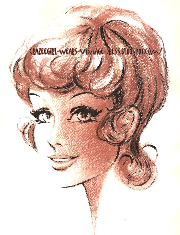 1971 - Hairstyles book haircut 70s 1970