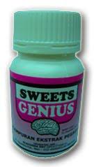 Formulasi Homeopati Sweet Genius