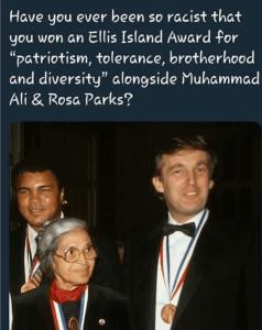 Racist ?