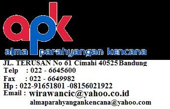 PT ALMA PARAHYANGAN KENCANA Peng. Air (WTP, WWTP, STP, ULTRAFILTRASI/UF,REVERSE OSMOSIS/RO