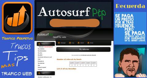 Trafico web en piloto Automatico