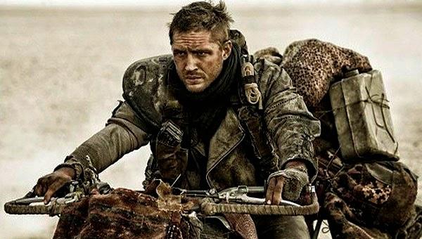Tom Hardy es Max en 'Mad Max: Furia en la carreter'