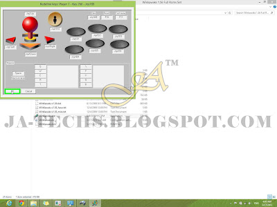 WinKawaks Emulator Joypad Setting for all Games