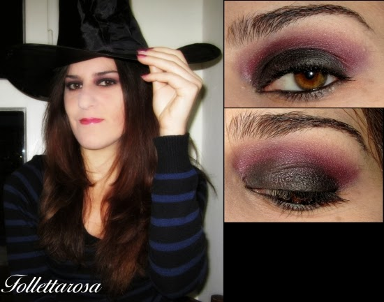 tutorial make up halloween