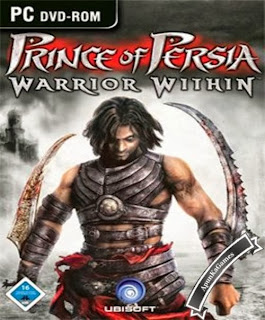 Prince of Persia 2 Warrior Within Cover, Poster
