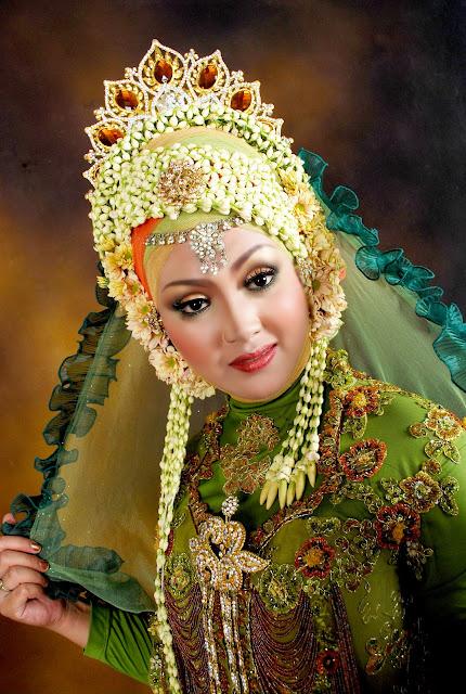 Gambar. Makeup Pengantin Muslimah
