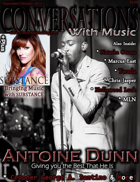 Sept./Oct. 2013 Issue of Conversations with Music