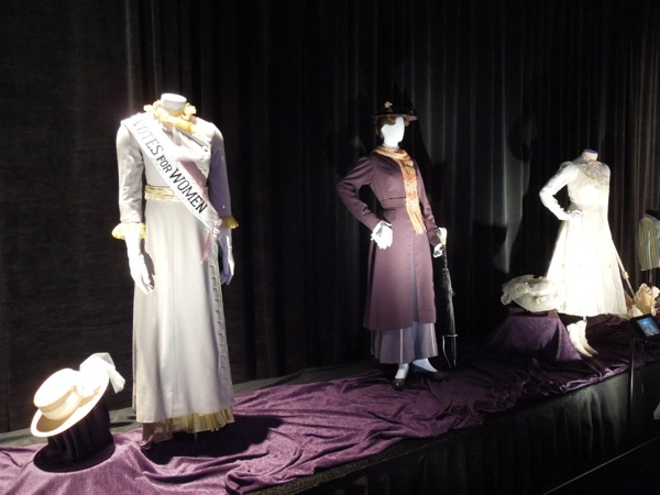 Mary Poppins costume exhibit Disney D23 Expo