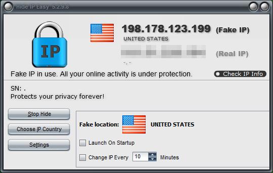 Hide IP Easy 5.2.9.8 [Full+Patch] โปรแกรมซ่อน IP  Capture-20131003-175338